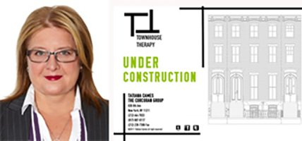 Longtime Corcoran Broker Launches Townhouse Renovation Website
