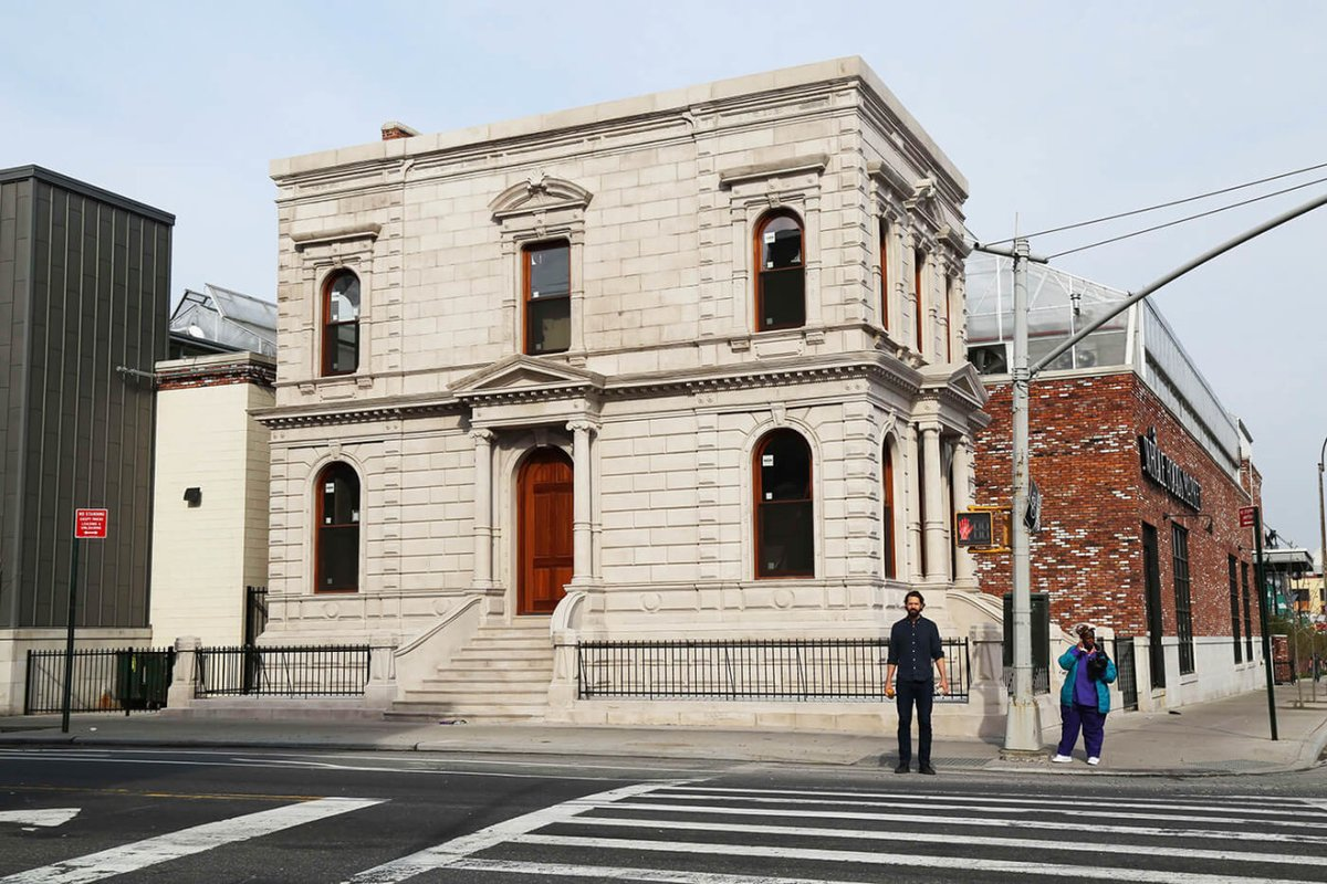 Documentary About Coignet Stone Building in Gowanus Part of Preservation Film Fe…