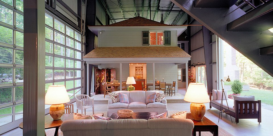 An architect found a brilliant way to make his family's home bigger  via @thisis…
