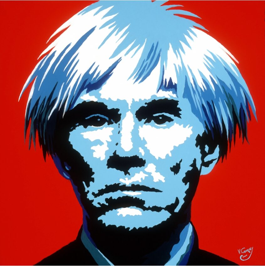 Happy birthday #AndyWarhol, born this day in 1928.  Find out some of the spots i…