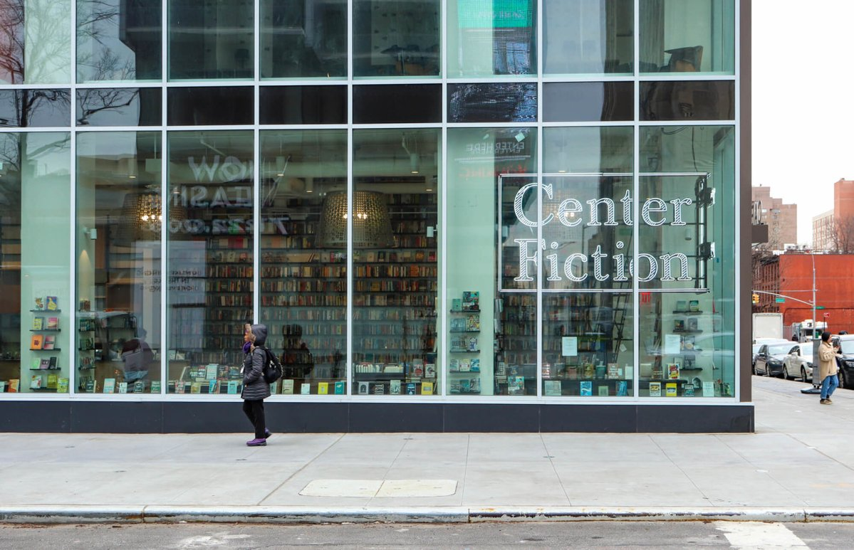 The Center for Fiction, Opening Next Week, Finds an Artistic Community in Fort G…