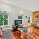 103 Saint James Place, Living Room | Townhouse Therapy