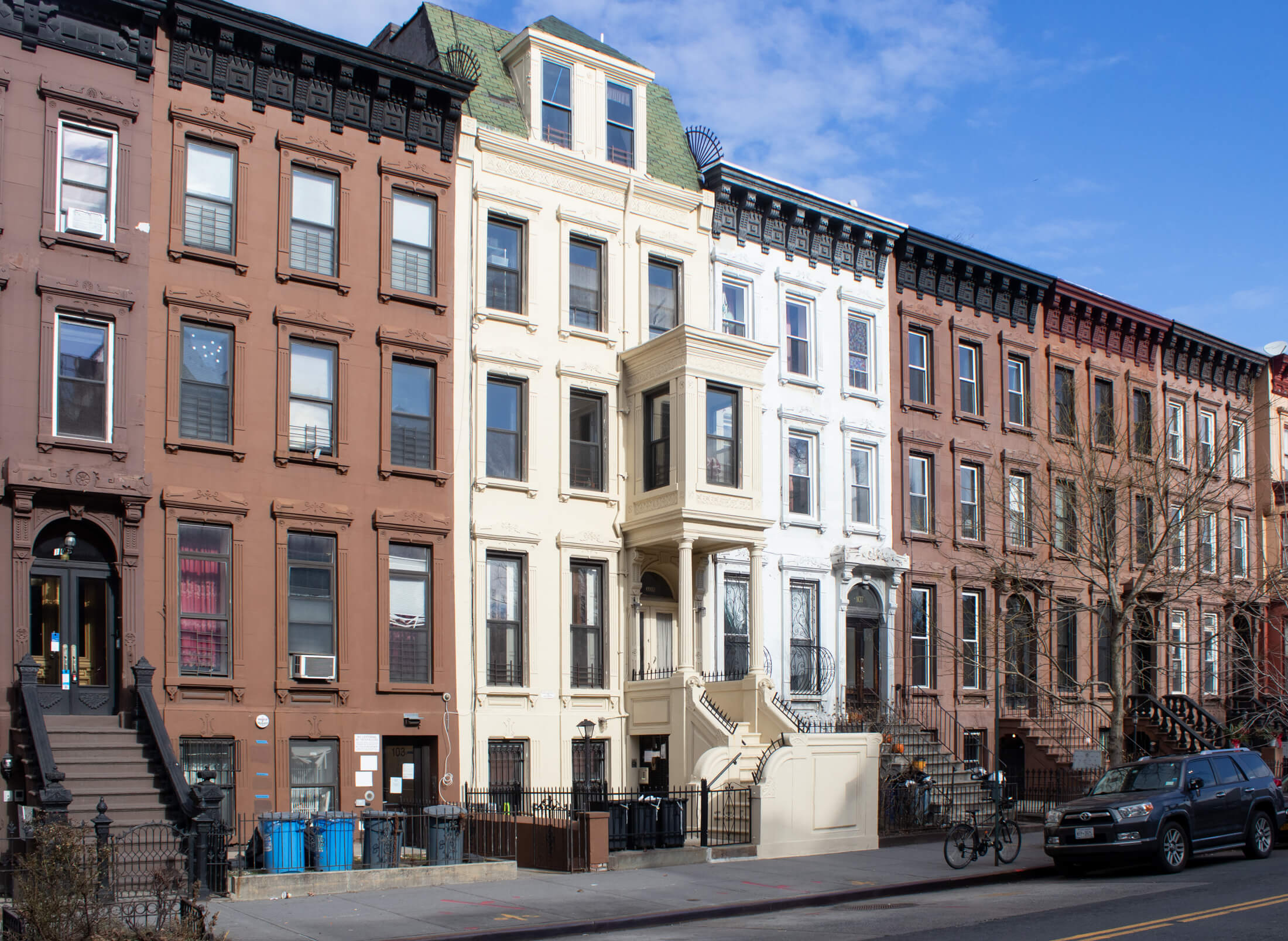 A Bed Stuy Neo-Grec Brownstone Gets a New Look  via @brownstoner…