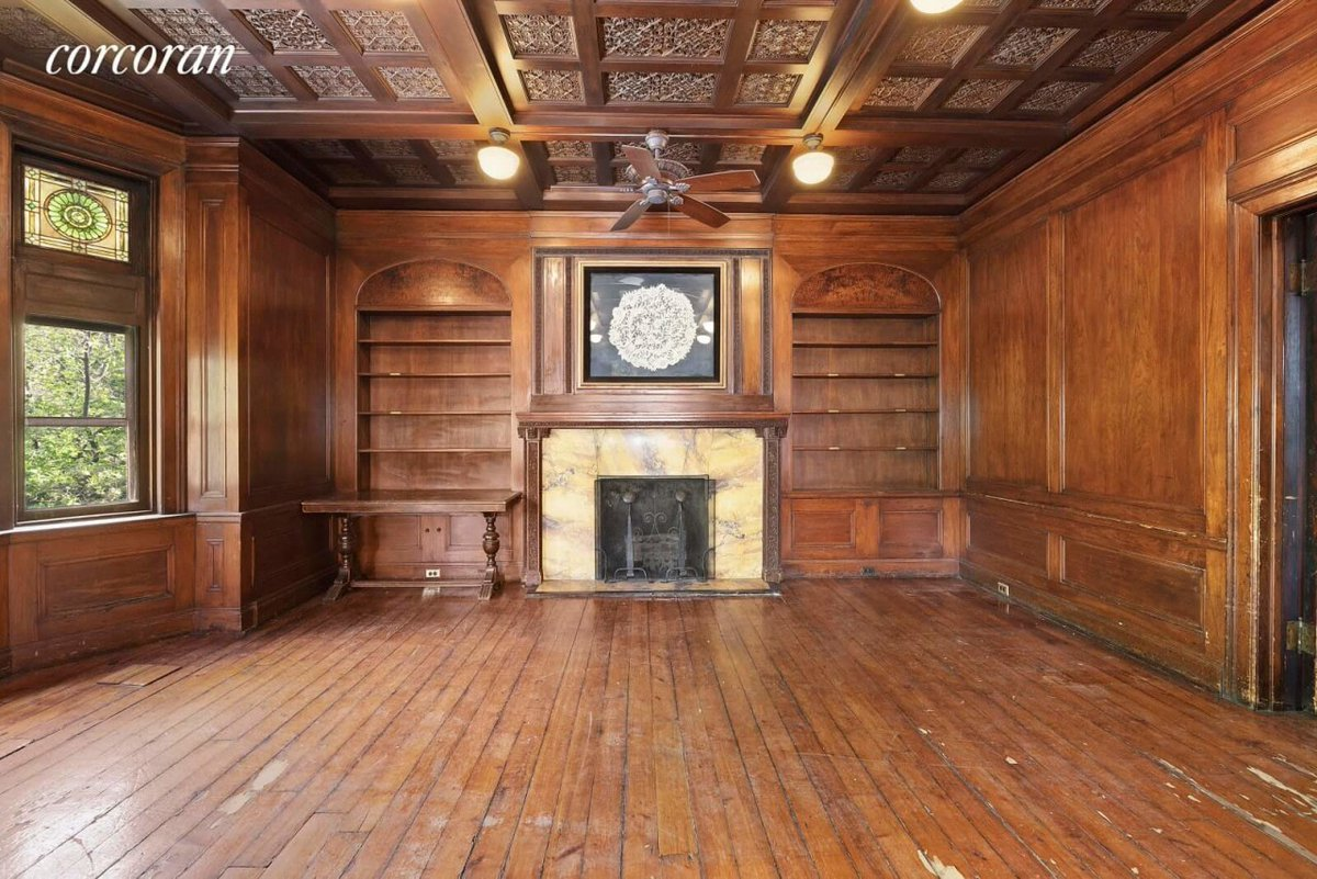 Brooklyn Society for Ethical Culture Puts William Tubby-Designed Manse Up for Sa…