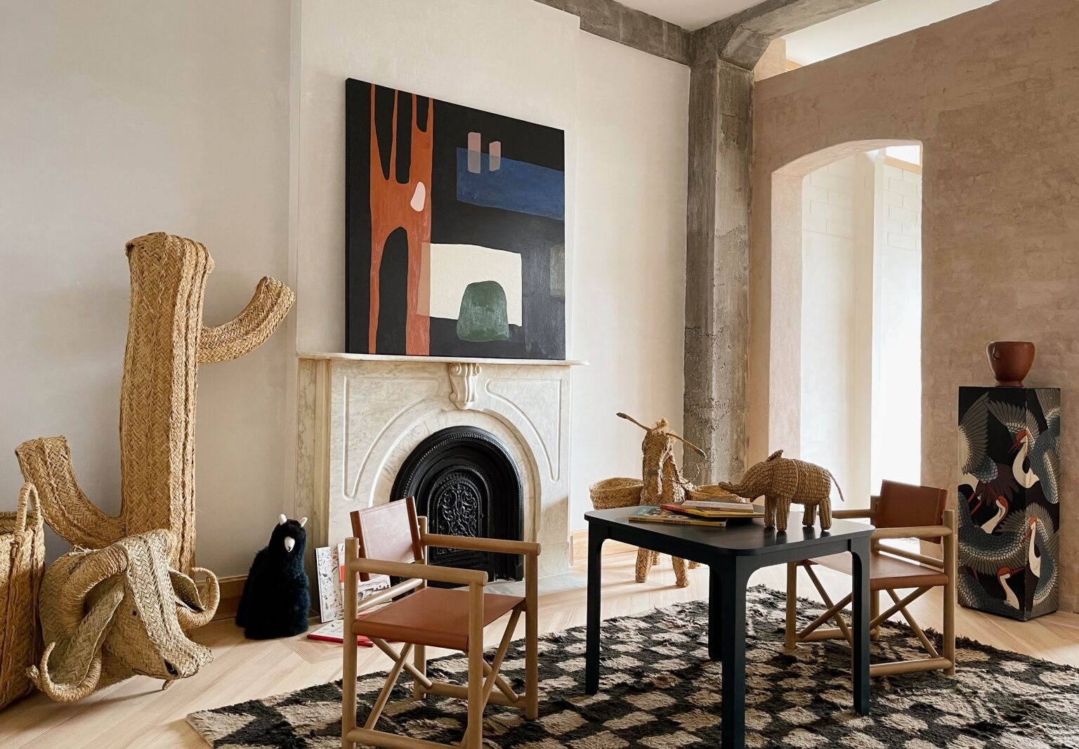 An 1890 Brooklyn Townhouse, Reinvented for Modern Times