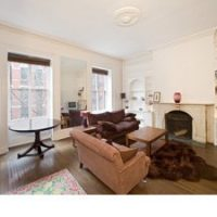Townhouse Therapy: 47 W 9th Bedroom